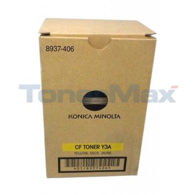 MINOLTA CF TONER YELLOW (Y3A)